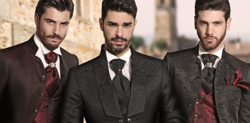 abiti da sposo giuseppe rocchini
